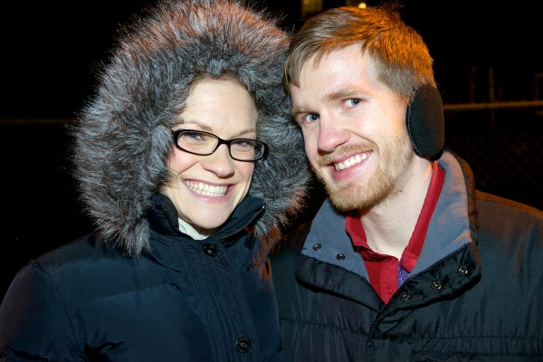 <p><p>Alexi and Blane Wilson pose for a photo during the third annual event. (Bas Slabbers/for NewsWorks)</p></p>