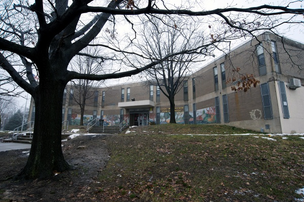 <p><p>Cook-Wissahickon parents recently received a letter from the administration noting the changes in the school's safety protocol. (Bas Slabbers/for NewsWorks)</p></p>
