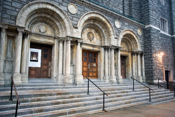 <p><p>The church was closed last year as part of a archdiocese restructuring plan. (Bas Slabbers/for NewsWorks)</p></p>