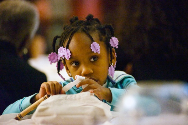 <p><p>The all-ages event was held to draw attention to Keep a Child Alive's work to provide care and support to children and families affected by HIV/AIDS in Africa and India.. (Bas Slabbers/for NewsWorks)</p></p>