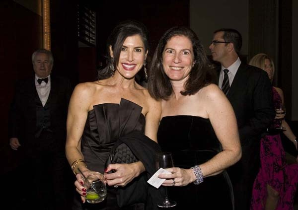 <p><p>Jackie Dickman (left) and Joanne Soslow (Photo courtesy of Zoey Sless-Kitain)</p></p>