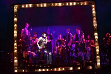 The national tour of the Roundabout Theatre Company's Tony Award-winning production of