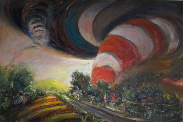 <p>&lt;p&gt;&quot;Striped Tornado&quot; (Courtesy of Chestnut Hill Gallery and Frame Shoppe)&lt;/p&gt;&#13;&#10;&lt;p&gt;&#xA0;&lt;/p&gt;</p>