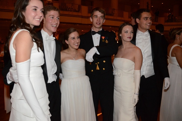 <p>&lt;p&gt;Members of the Young Ladies&#x2019; Committee and their escorts: Marian Suzanne Prim (left), John H. Durovsik, Alexandra Caroline Leto, William John Kacergis, Chandler Whitney Burke and Casey Michaelis (Photo courtesy of Sabina Louise Pierce)&lt;br /&gt;&lt;br /&gt;&lt;/p&gt;</p>