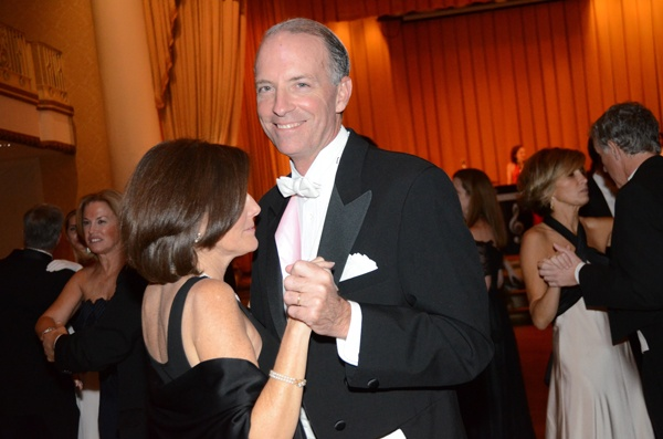 <p>&lt;p&gt;John P. Devine, Charity Ball board vice president, and his wife, Bridget Devine enjoy a dance at the 133rd Philadelphia Charity Ball (Photo courtesy of Sabina Louise Pierce)&lt;/p&gt;</p>