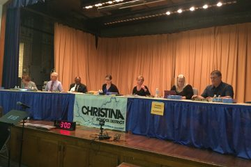 Christina School Disrict's board voted Tuesday to create Delaware's first