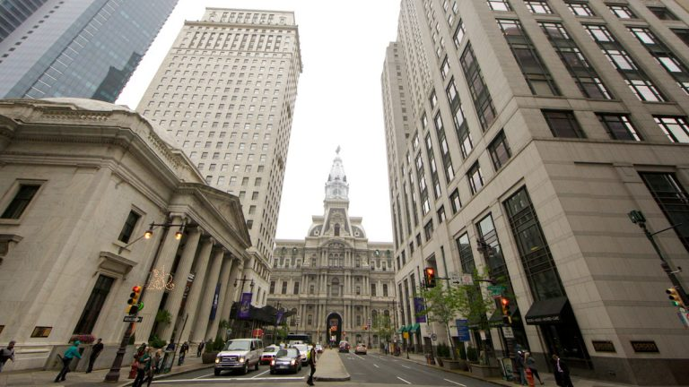 Philadelphia's  Revenue Department is hoping for an extra $4 million in next fiscal year's budget to continue chipping away at the problem of delinquent taxes. (Nathaniel Hamilton/for NewsWorks)