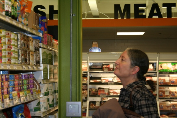 <p>&lt;p&gt;Elkins Park resident and CreekSide member Laura Frank peruses the shelves on the brand new cooperative's opening day. Weavers Way Co-op, in Mount Airy, helped get CreekSide off the ground. (Lane Blackmer/for NewsWorks)&lt;/p&gt;</p>