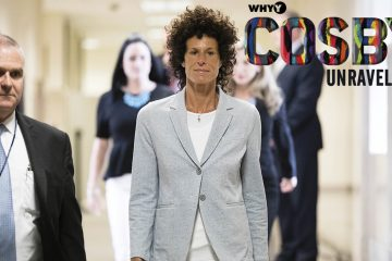 Andrea Constand walks to the courtroom during Bill Cosby's sexual assault trial at the Montgomery County Courthouse in Norristown, Pa., Tuesday, June 6, 2017.  (AP Photo/Matt Rourke, Pool)