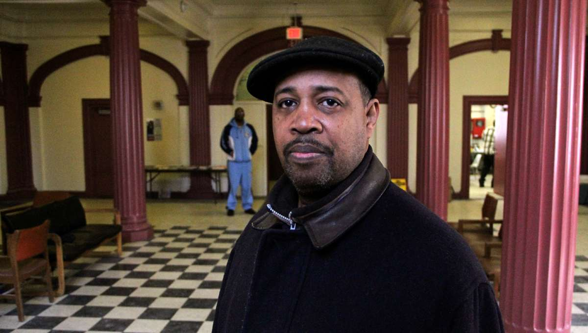 Every Tuesday, Kevin Horne and other like-minded men from Southwest Philadelphia meet at Kingsessing Rec Center. Their goal is to reduce crime and improve their neighborhood.
