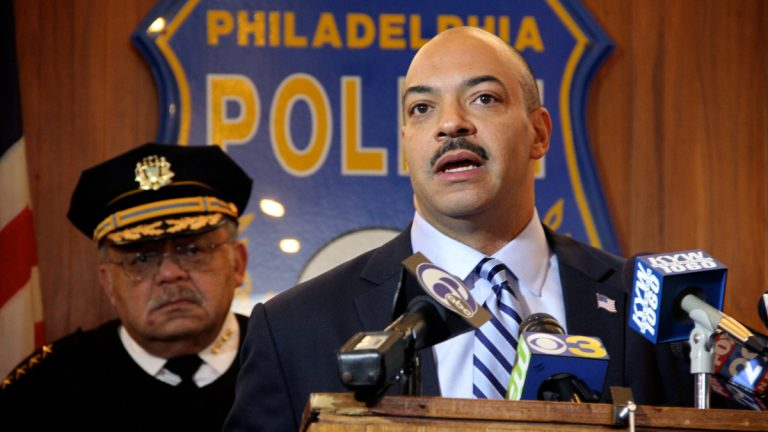 Philadelphia District Attorney Seth Williams says he supports civil forfeiture as a tool of law enforcement. (Emma Lee/WHYY)