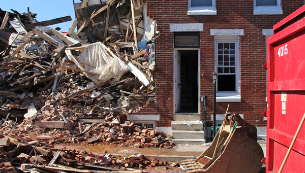 After Daly St. blast, Squilla wants better oversight of contractors (Emma Lee/NewsWorks Photo, file)
