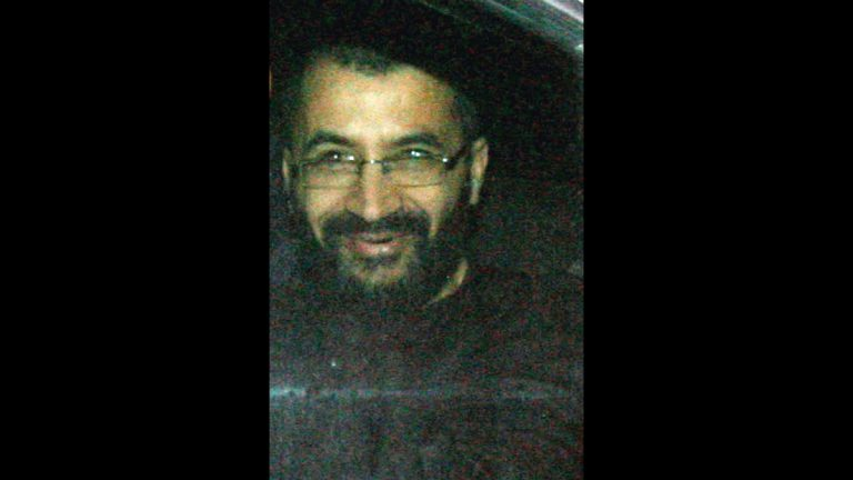 File photo dated March 13, 2010 of Algerian national Ali Charaf Damache. He has appeared in a federal court in Philadelphia, making him the first foreigner brought to the United States to face terrorism charges under President Trump, after he was brought from Spain. (Niall Carson/PA Wire)