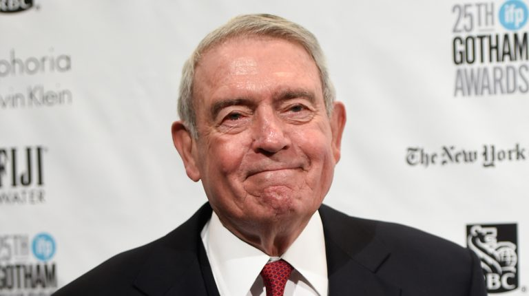 Journalist Dan Rather is shown at The Independent Filmmaker Project's 25th Annual Gotham Independent Film Awards in 2015 in New York. (Photo by Evan Agostini/Invision/AP)