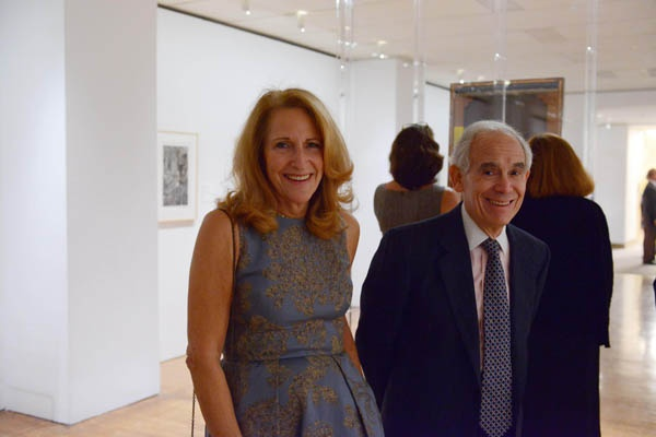 <p>&lt;p&gt;Katherine Sachs and her husband, Keith, chair of the Art Museum's Modern and Contemporary Art Committee (Photo courtesy of Kelly &amp; Massa Photography)&lt;/p&gt;</p>