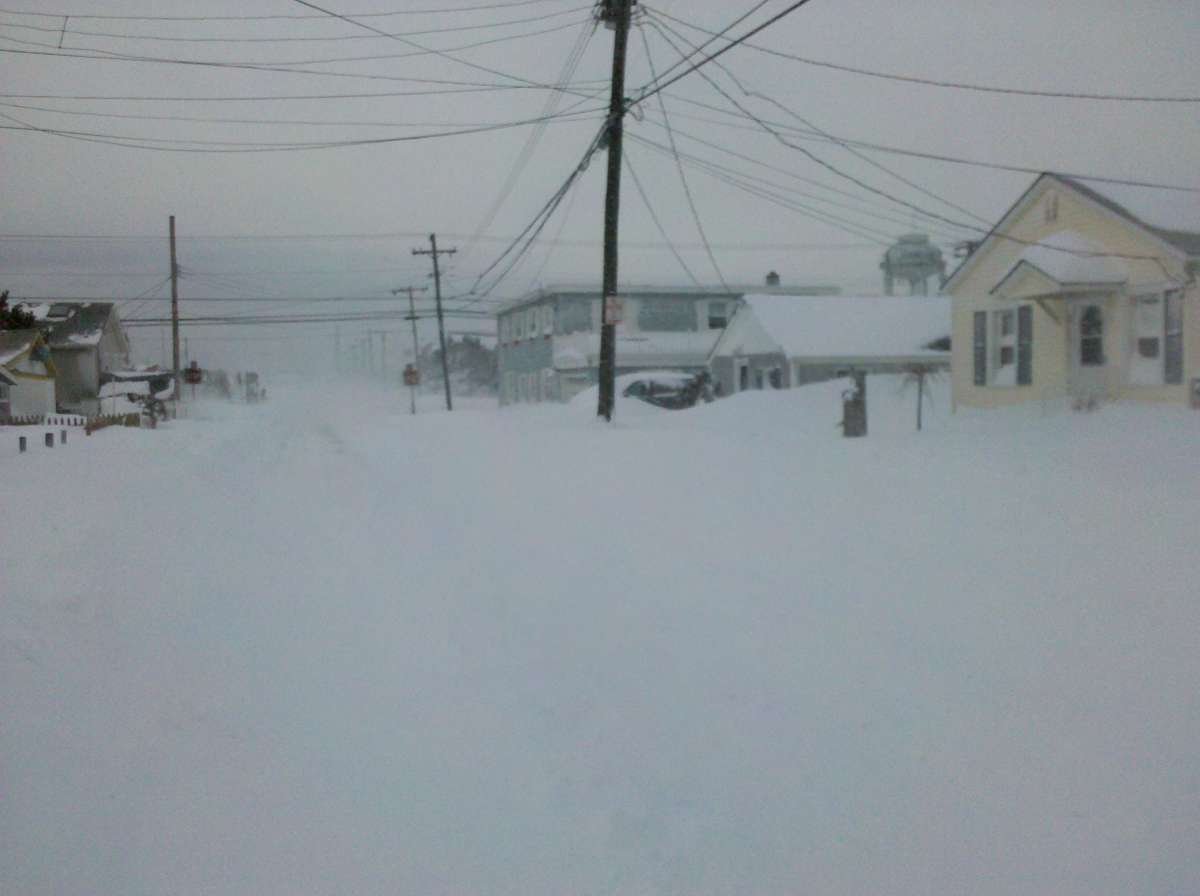 South Seaside Park on Dec. 26, 2010. (Photo: Dominick Solazzo)