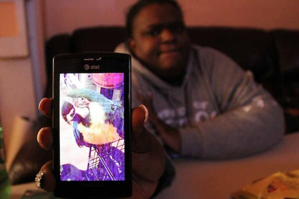 <p>&lt;p&gt;Cheron Ross shows a picture of her beloved macaw parrot named Josie, who went missing on Oct. 21 and has not been heard from since. (Matthew Grady/for NewsWorks)&lt;/p&gt;</p>