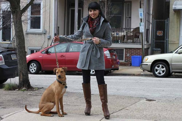 <p>&lt;p&gt;Kelly Grieco of East Falls spearheaded an effort to organize an East Falls-based dog park for her dog, Annie, and others in the neighborhood. (Matthew Grady/for NewsWorks)&lt;/p&gt;</p>