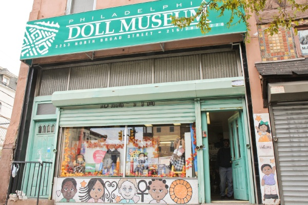 <p><p>Located at 2253 N. Broad Street in Philadelphia, this museum aims to relate history through dolls. (Kimberly Paynter/for NewsWorks)</p></p>