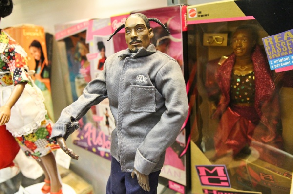 <p><p>Celebrities such as Snoop Dogg and M.C. Hammer have found a place at the doll museum. (Kimberly Paynter/for NewsWorks)</p></p>