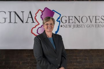 Independent New Jersey gubernatorial candidate Gina Genovese says the only way to cut property taxes will be consolidating some of the state's hundreds of municipalities and school districts.