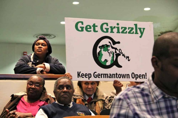 <p>&lt;p&gt;At Martin Luther King High School, community members object to the proposed closing of Germantown High School and other schools in the district. (Emma Lee/for NewsWorks)&lt;/p&gt;</p>