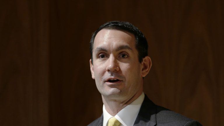 Pennsylvania Auditor General Eugene DePasquale.  (AP File Photo/Matt Rourke)