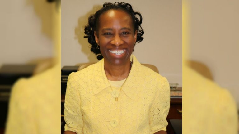 Tamera Fair became the new executive director of the Hope Commission on June 5th. (Nichelle Polston/WHYY)