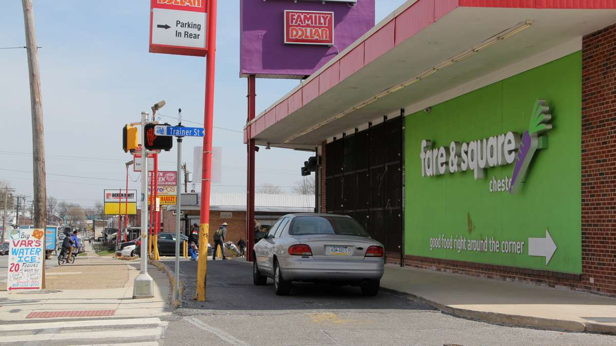 Fare and Square in Chester brings healthy choices to an area called a 'food desert.' (Emma Lee/WHYY)