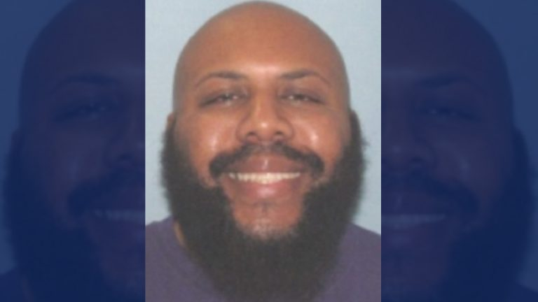 This undated file photo provided by the Cleveland Police shows Steve Stephens. Pennsylvania State Police said Stephens, the suspect in the random killing of a Cleveland retiree posted on Facebook, shot and killed himself after a brief pursuit Tuesday, April 18, 2017. (Cleveland Police via AP, file)