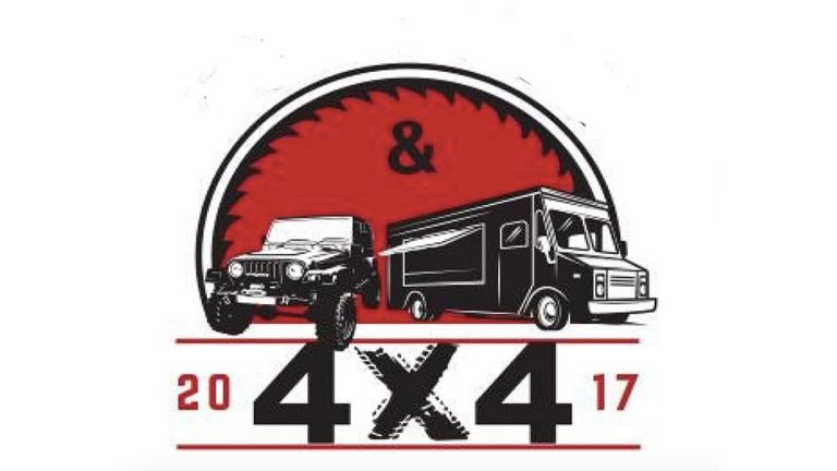 Logo for the Food, Fun and 4x4 Festival. (Image via festival Facebook page)