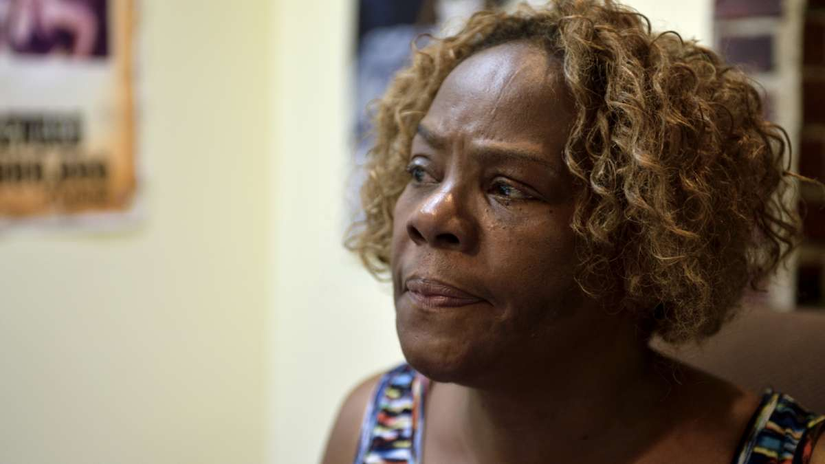 Michelle Witherspoon recalls the last days of her son's life.