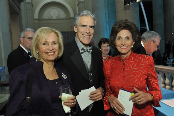 <p><p>Lonnie Levin, Murray Levin, and Marciarose Shestack (Photo courtesy of Kelly & Massa Photography)</p></p>