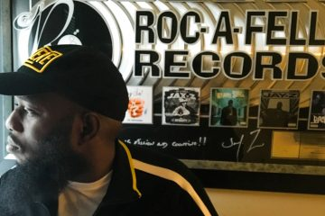 Philadelphia rapper Freeway was diagnosed with kidney failure in 2015. (Elana Gordon/WHYY)