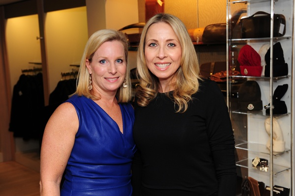 <p><p>President of the Friends of Rittenhouse Square, Betsy Hummel (left), and Mary Parenti, member of the Friends of Rittenhouse Square and cochair of the 2013 Ball on the Square (Photo courtesy of Nick D'Aquanno)</p></p>