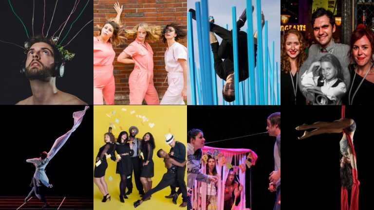 The FringeA-thon dance party fundraiser will benefit local performing artists. (Fringe Arts)