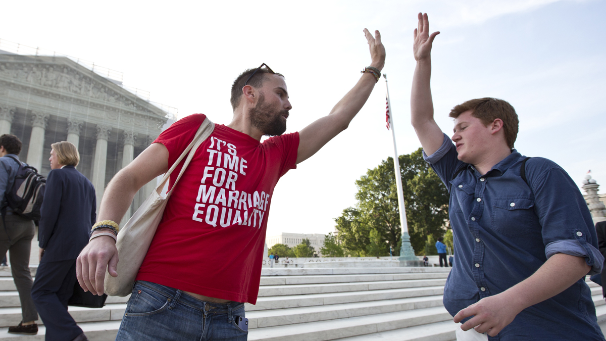 Grandfather Of The Gay Rights Movement Gets His Due In The Deviant's War