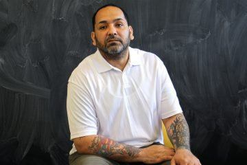 George Rodriguez is a graduate of Pathways to Recovery, a partial hospitalization program for those struggling with addiction and mental health issues. (Emma Lee/WHYY)