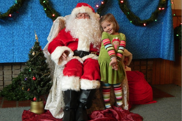 <p>&lt;p&gt;Lily Chandler was ecstatic to meet Santa Claus at last weekend's Christmas Festival at the First Presbyterian Church of Germantown. (Kiera Smalls/for NewsWorks)&lt;/p&gt;</p>