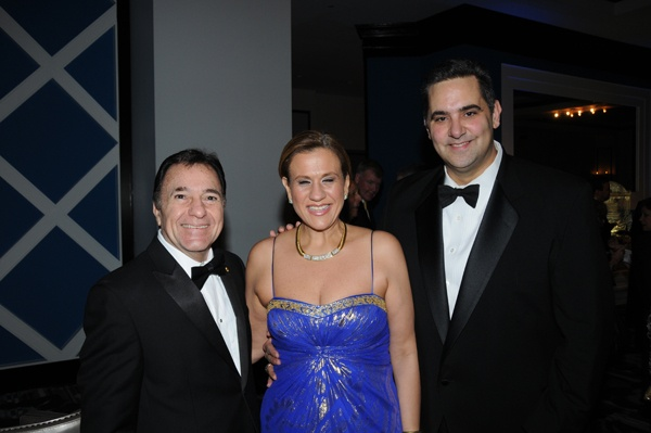 <p><p>Ambassador of Panama to the United States Mario Jaramillo (left), Consul General of Panama, Georgia Athanasopulos, and Richard Negrin, Philadelphia Deputy Mayor and Managing Director (Photo courtesy of George Feder)</p></p>