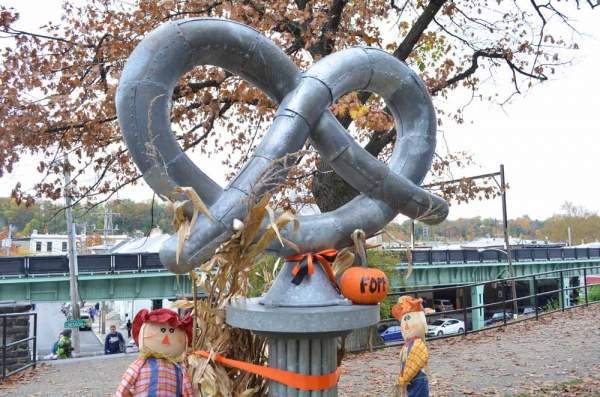 <p><p>The inaugural fall festival was held at Pretzel Park on Saturday. (Zach Shevich/for NewsWorks)</p></p>