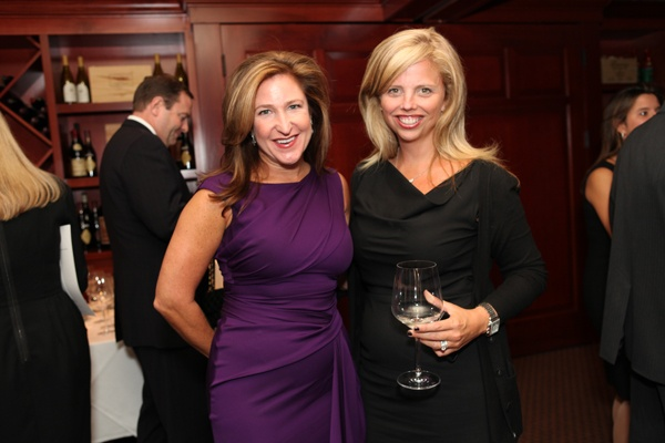 <p><p>Event committee members Jodi Kerr of Real Time Media (left) and Debbie Adelman of Philadelphia Magazine (Photo courtesy of Beth Erisman)</p></p>