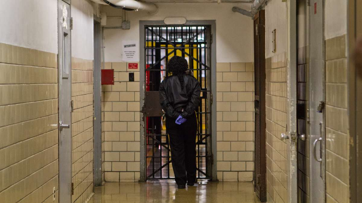 Philly\'s House of Correction in state of decay [photos] : WHYY