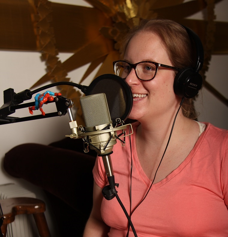 Teagan Kuruna, co-founder of the Philadelphia Podcast Festal, has hosted her own podcast -- Teagan Goes Vegan -- and sees podcasting as an extension of traditional radio. (Photo Credit: Teagan Kuruna)
