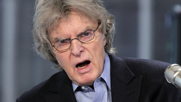 Radio and television personality Don Imus returns to the Philly airwaves Monday (Richard Drew/AP Photo, file)