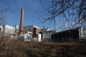 The Harrisburg Incinerator on South 19th Street, in Harrisburg, Pa. (AP Photo/Carolyn Kaster, File)