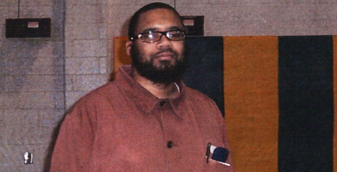 Eugene Gilyard has been in prison for nearly two decades for a crime he says he didn't commit. (Photo courtesy of the Pennsylvania Innocent Project)