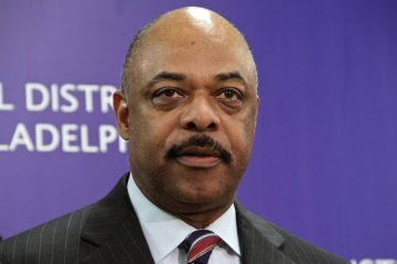 Jerry Jordan has headed the Philadelphia Federation of Teachers since 2007. (Emma Lee/WHYY)