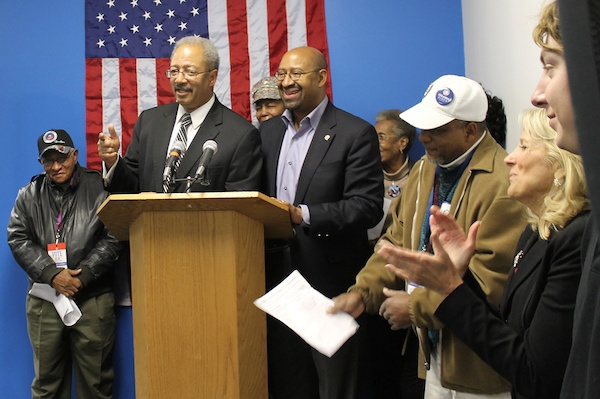 <p>&lt;p&gt;U.S. Rep. Chaka Fattah said this election is &quot;about the kind of country we want.&quot; (Matthew Grady/for NewsWorks)&lt;/p&gt;</p>