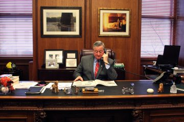 Philadelphia Mayor Jim Kenney vows the city will remain a sanctuary for unauthorized immigrants. (Emma Lee/WHYY)